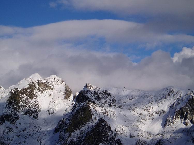 Croix de chamrousse par roche b ranger ski - Beranger prenom ...